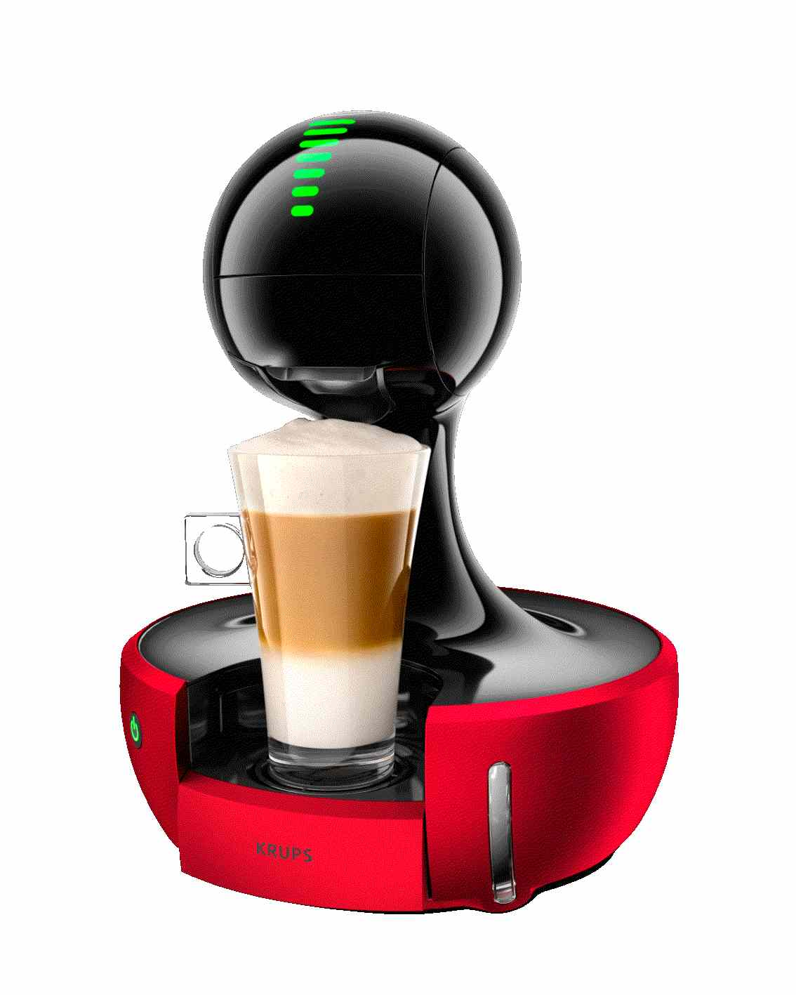 krups nescafe dolce gusto latte macchiato capsules. Black Bedroom Furniture Sets. Home Design Ideas