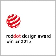 logo van de Red Dot Award 2015