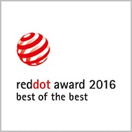 logo van de Red Dot Award 2016