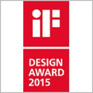 logo van de iF award 2015