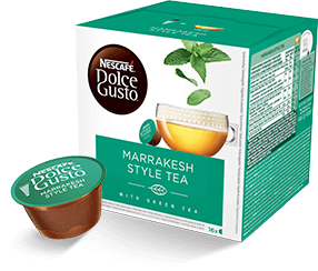 Marrakesh Style Tea 16 capsules