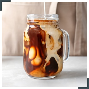 Cold Brew Latte